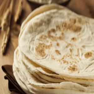 Weizen Tortilla Rezept