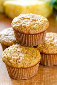 Feine Apfel - Muffins