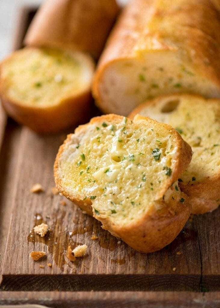 Garlic Bread à la Pizza Hut