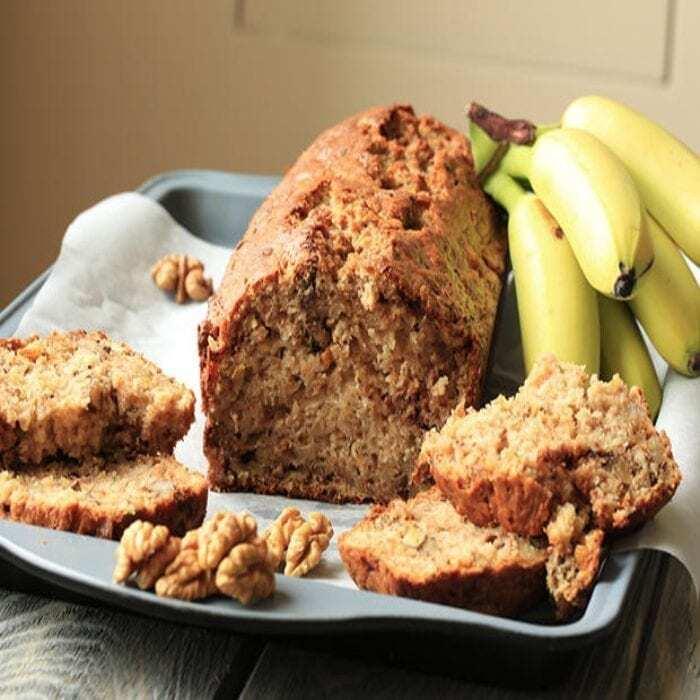 Schneller Bananenkuchen