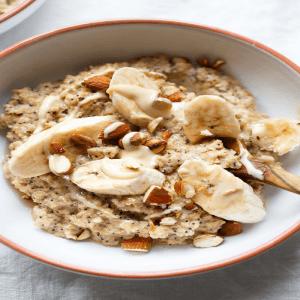 Bananen Porridge Rezept