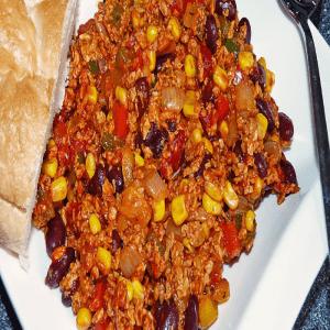 Veganes Chili Sin Carne