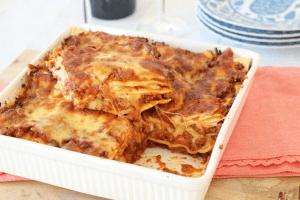 Thermomix Lasagne Rezept