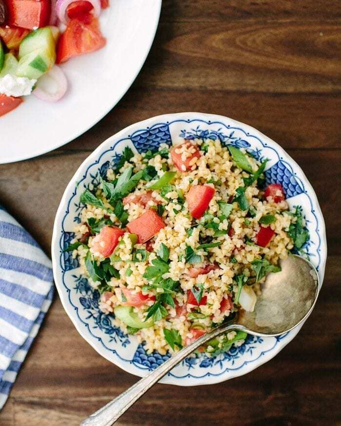 Bulgur Salat rezept
