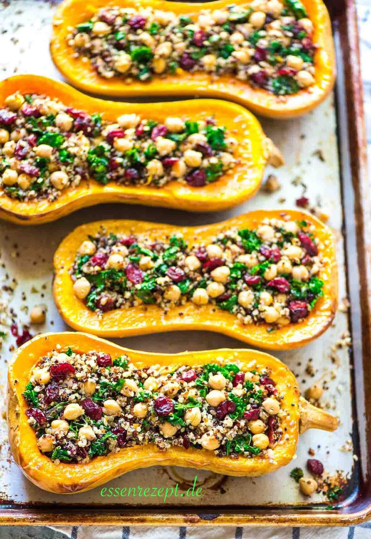 Butternut-Kürbis-mit-Quinoa