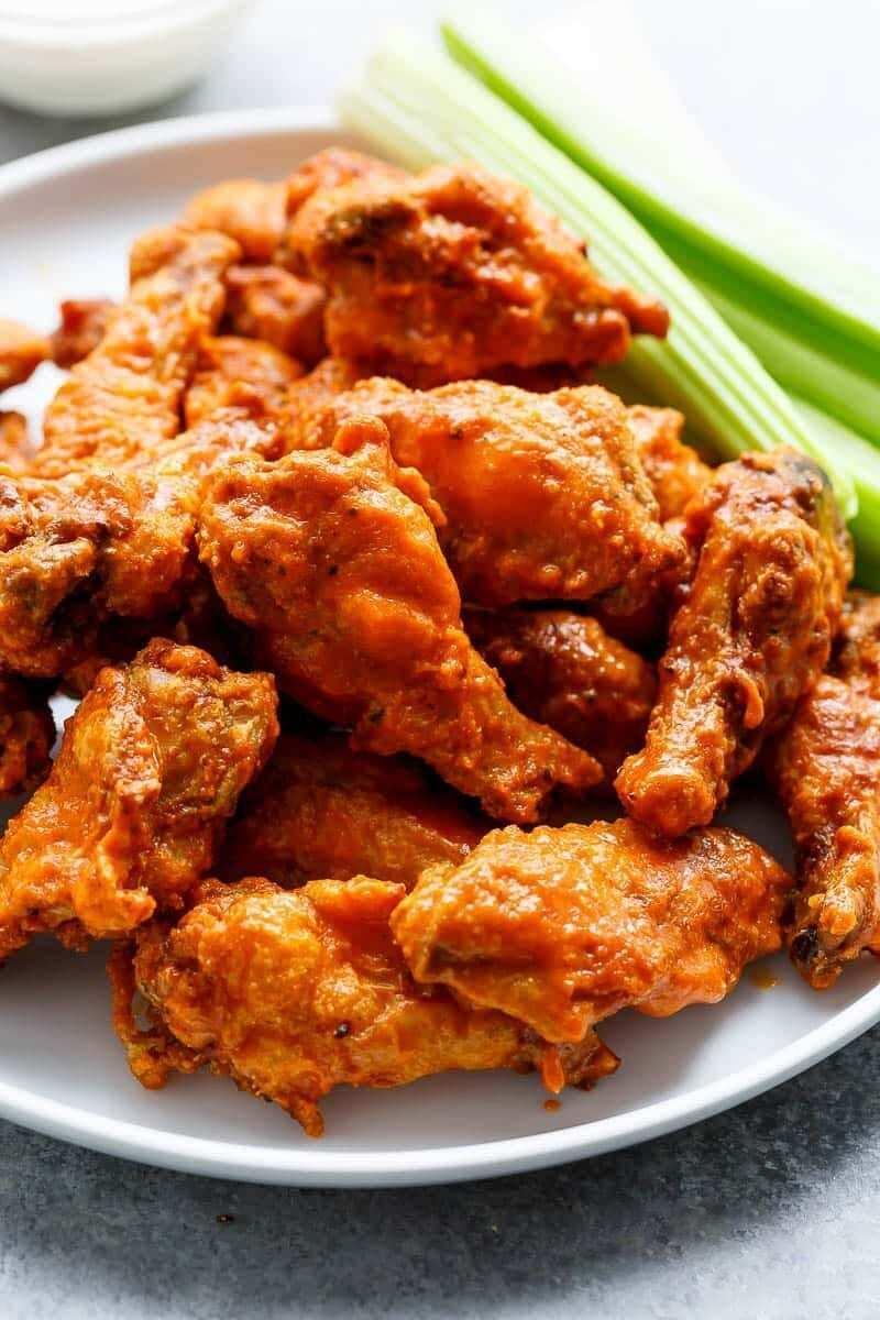 chicken wings rezept