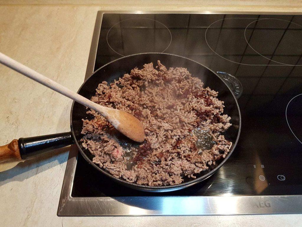Hackfleisch Wirsing Topf Rezept 11