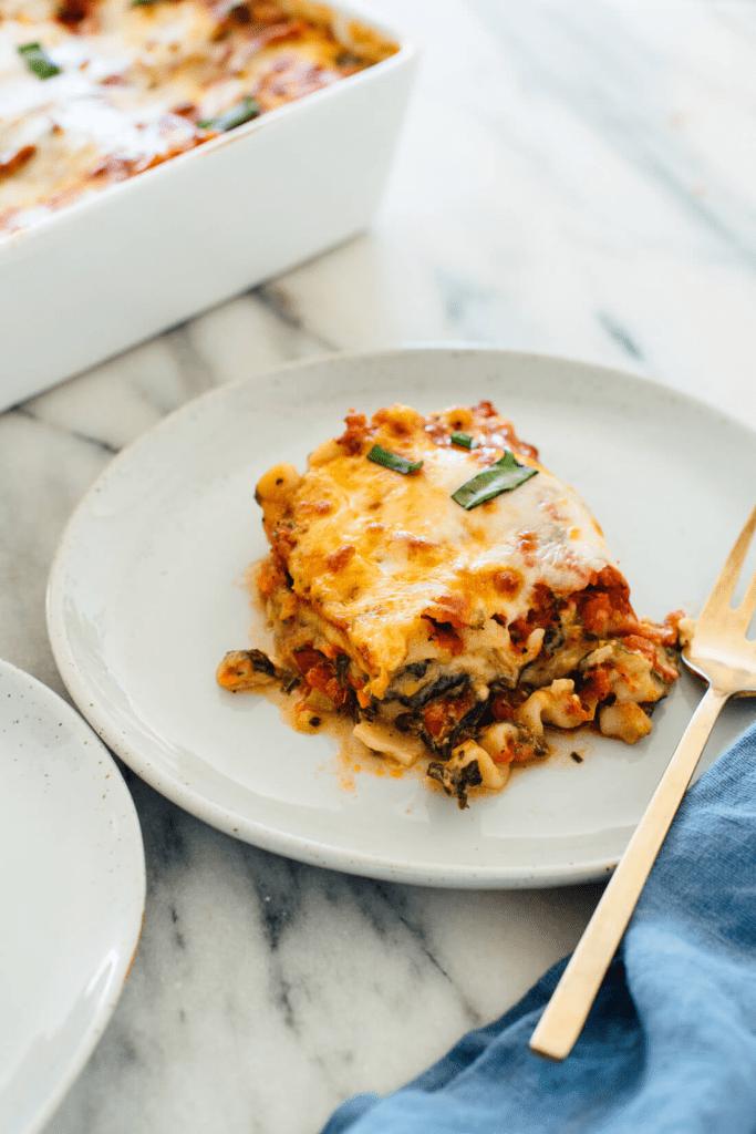 Gemüse Lasagne Vegetarisch
