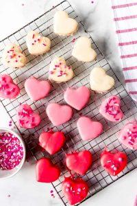 Valentinstag Kekse
