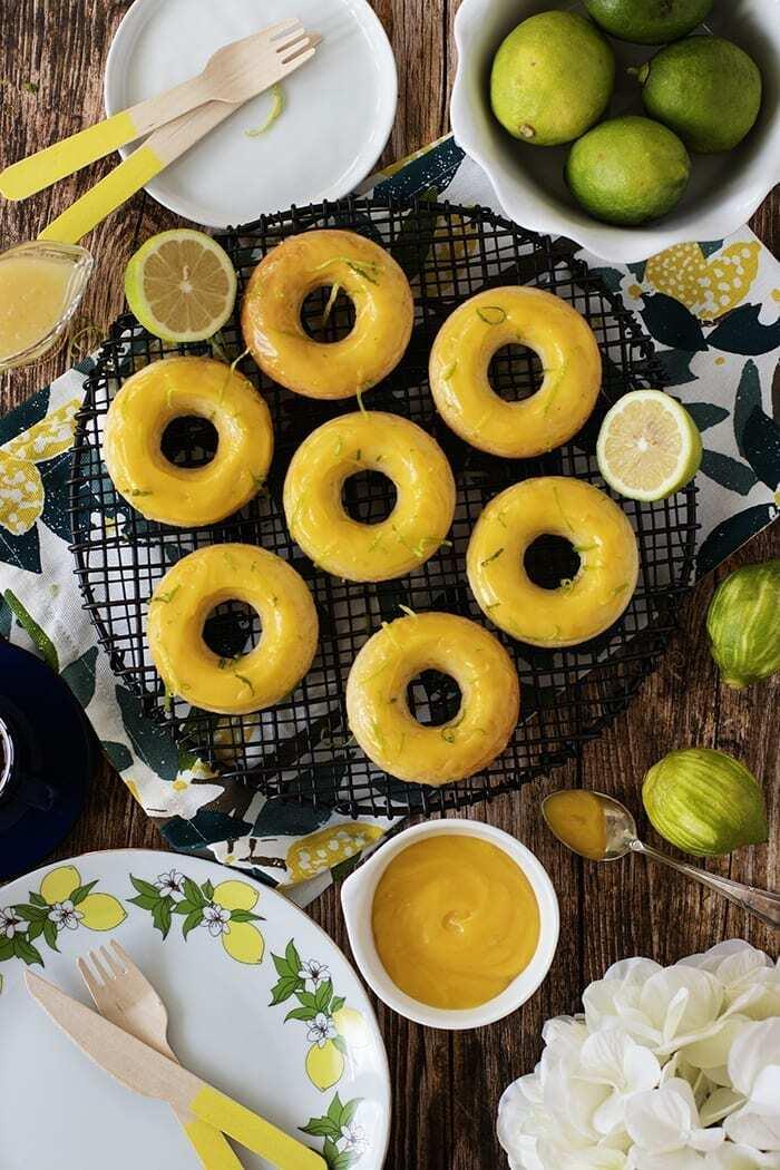 Zıtronen Donut 2