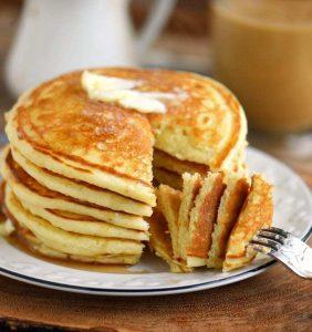 Beste Fluffy Buttermilk Pancakes