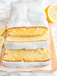 Feuchtıges Schuhbeck Zitronenkuchen