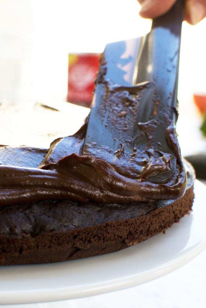 Gesunder Kuchen