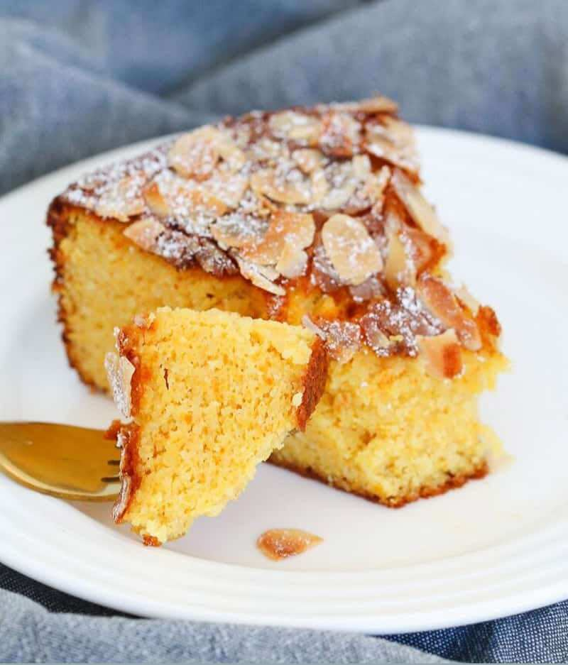 Glutenfreier Mandeln Kuchen