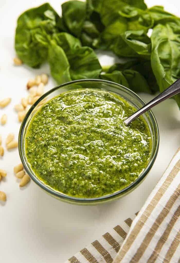 Hausgemachtes Pesto Rezept