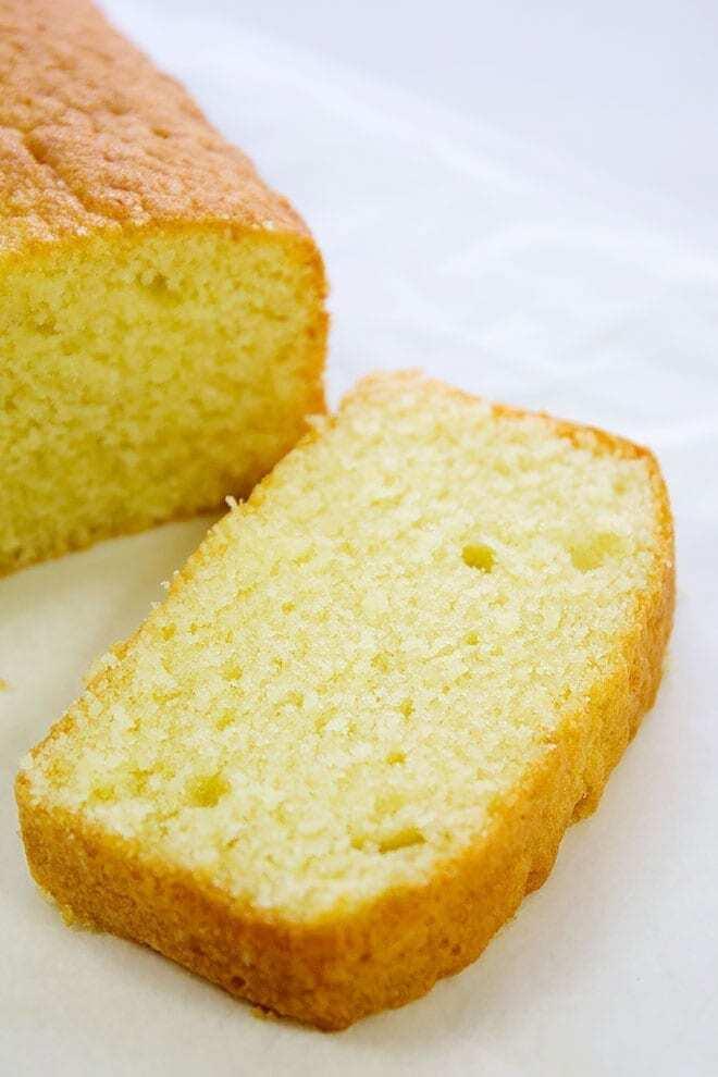 Saftiger Kalorienarmer Kuchen