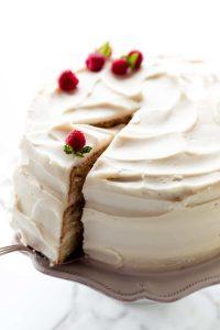 Kuchen-Einfrieren