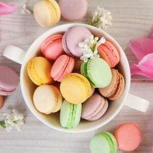 Macarons-Rezept