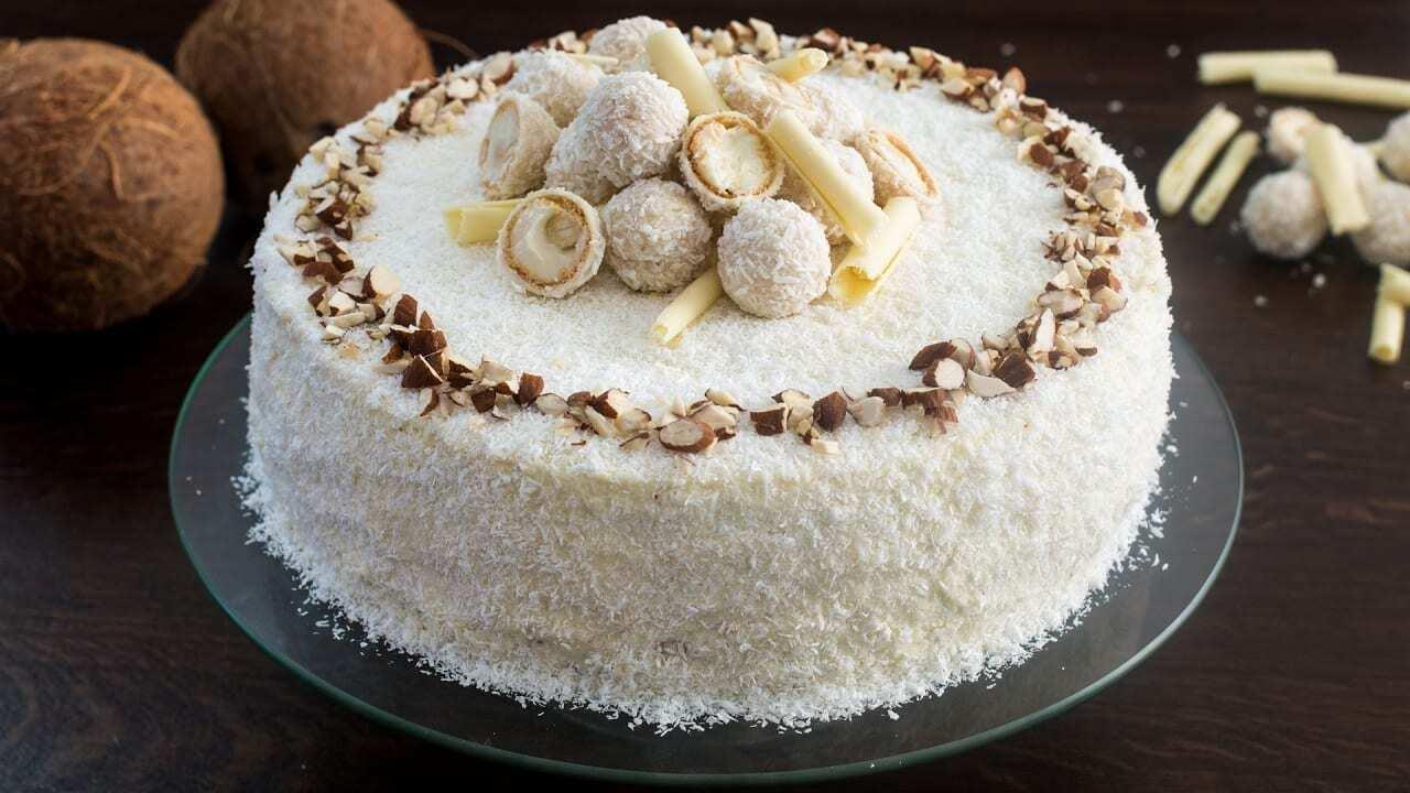 Raffaello-Kuchen