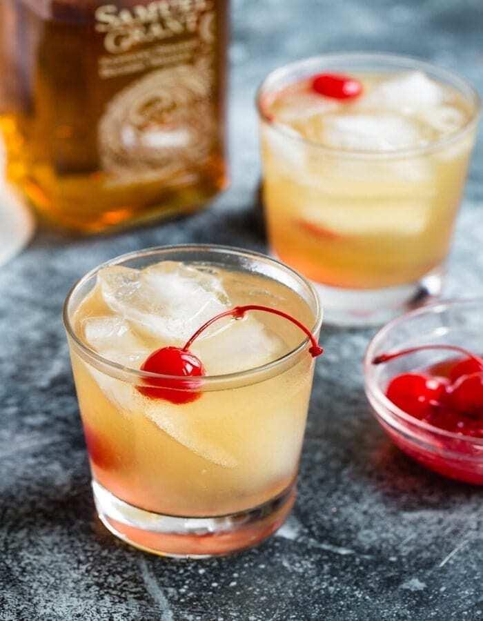 Whisky Sour Rezept