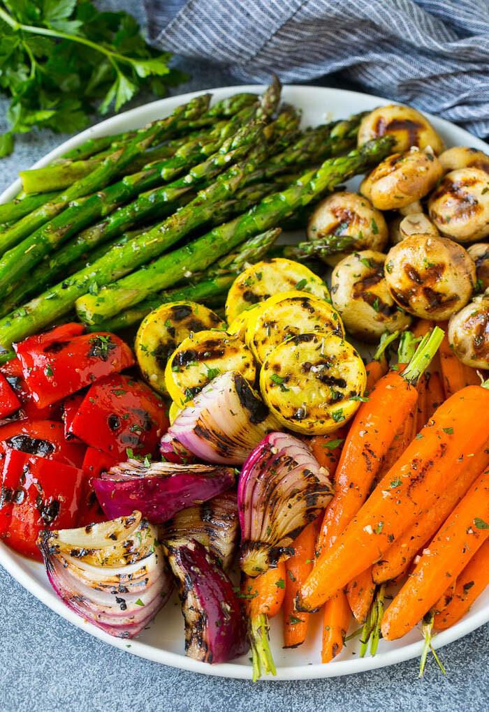 Gemüse Grillen Rezept