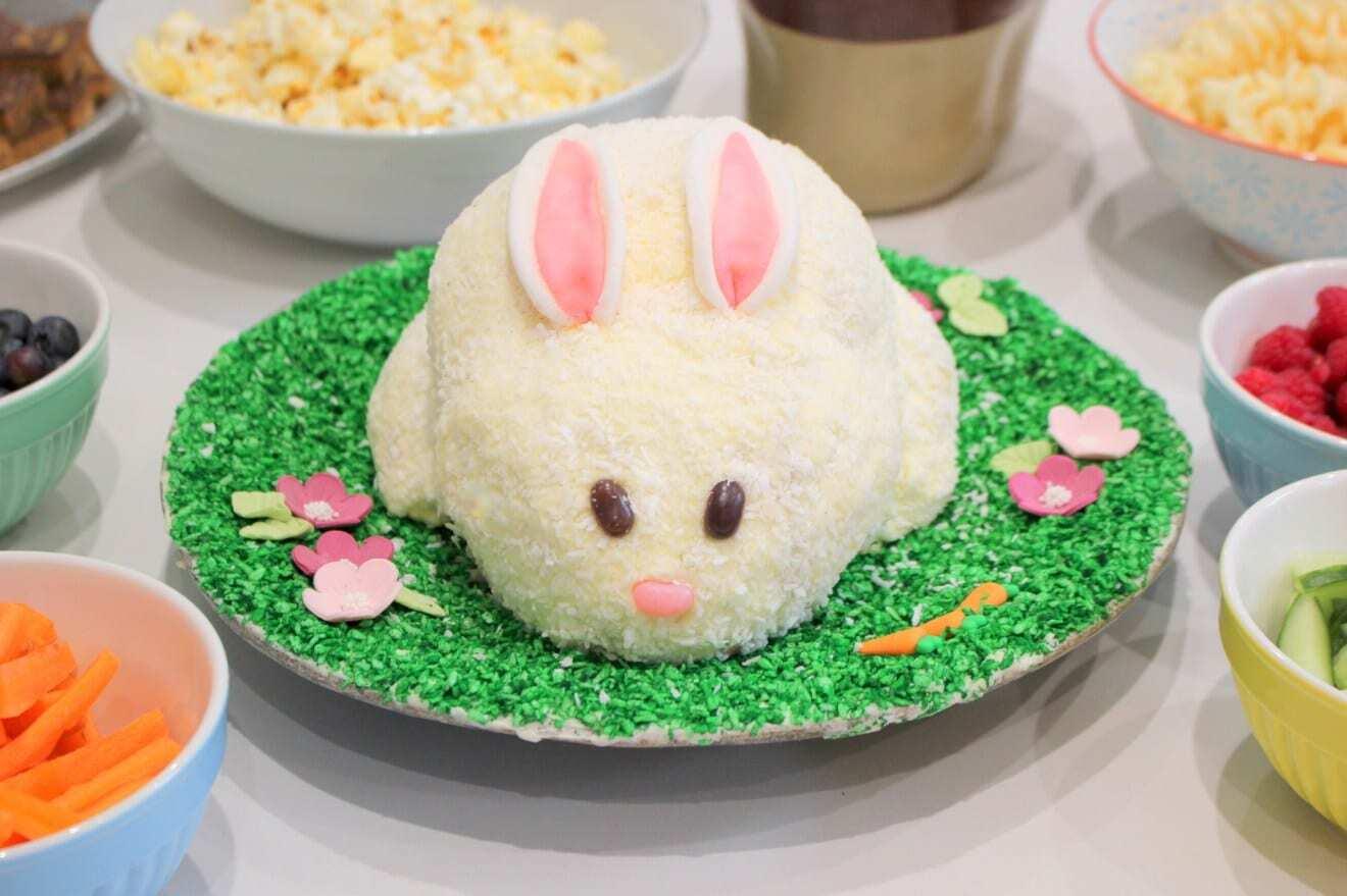 Hasen-Kuchen