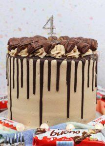 Kinder Bueno Kuchen