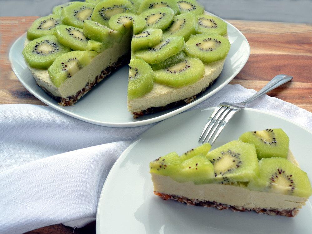 Kiwi Kuchen