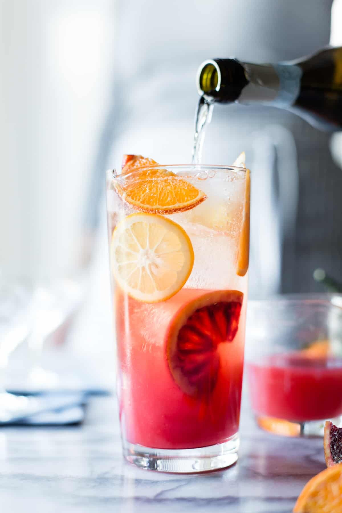 Lillet Wild Berry Rezept