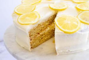 Limoncello Kuchen