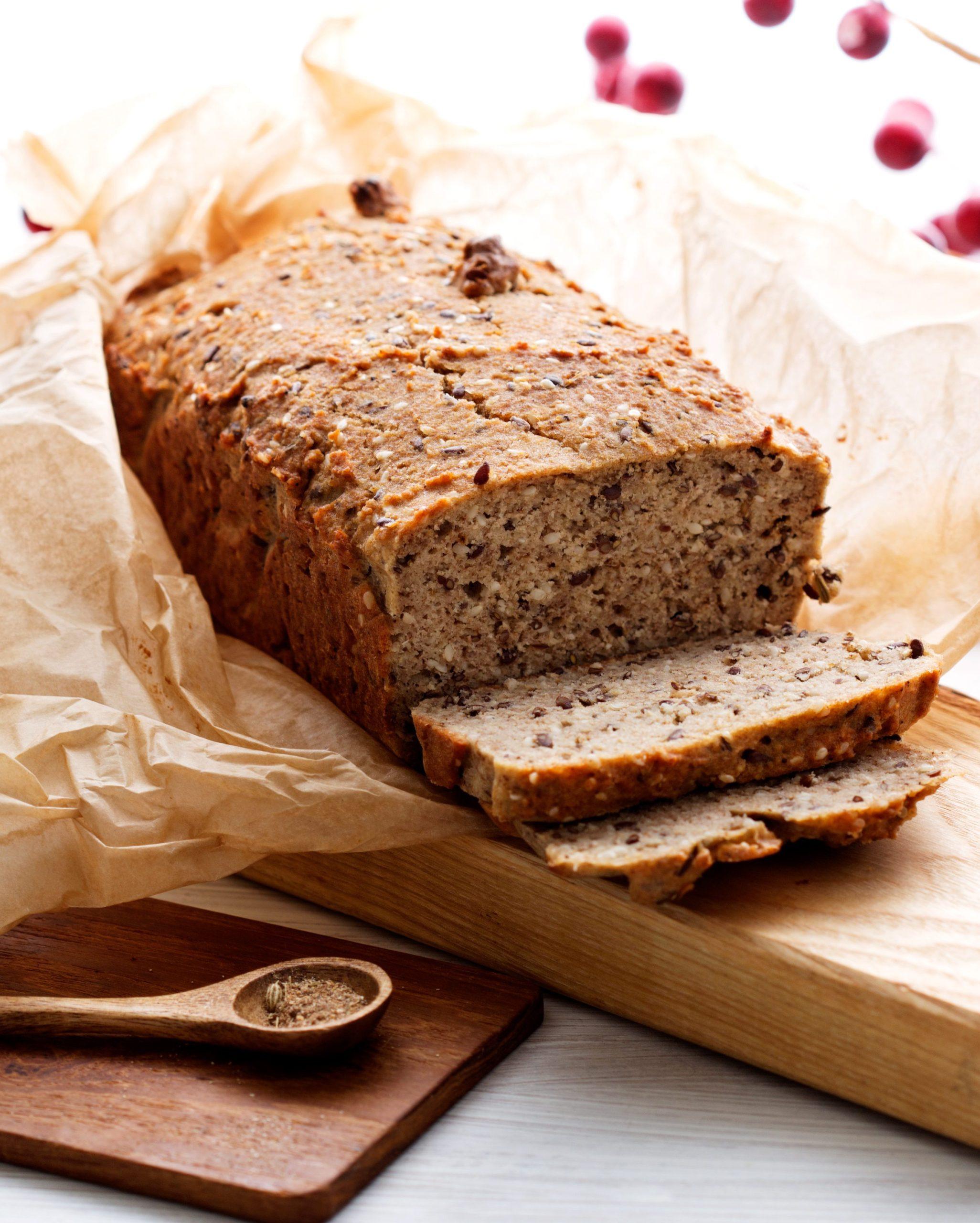 Low-carb Urlaub Brot