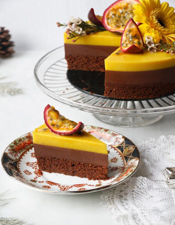 Maracuja Kuchen