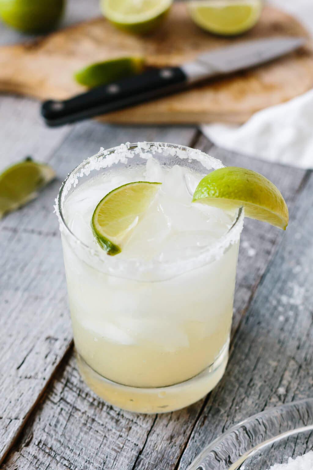 Margarita Rezept