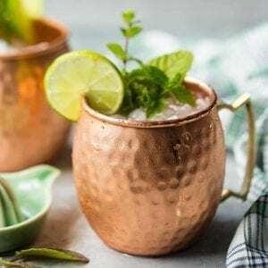 Moscow Mule Rezept