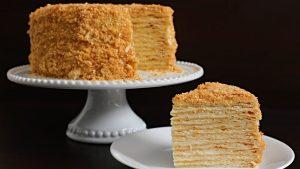 Napoleon Kuchen