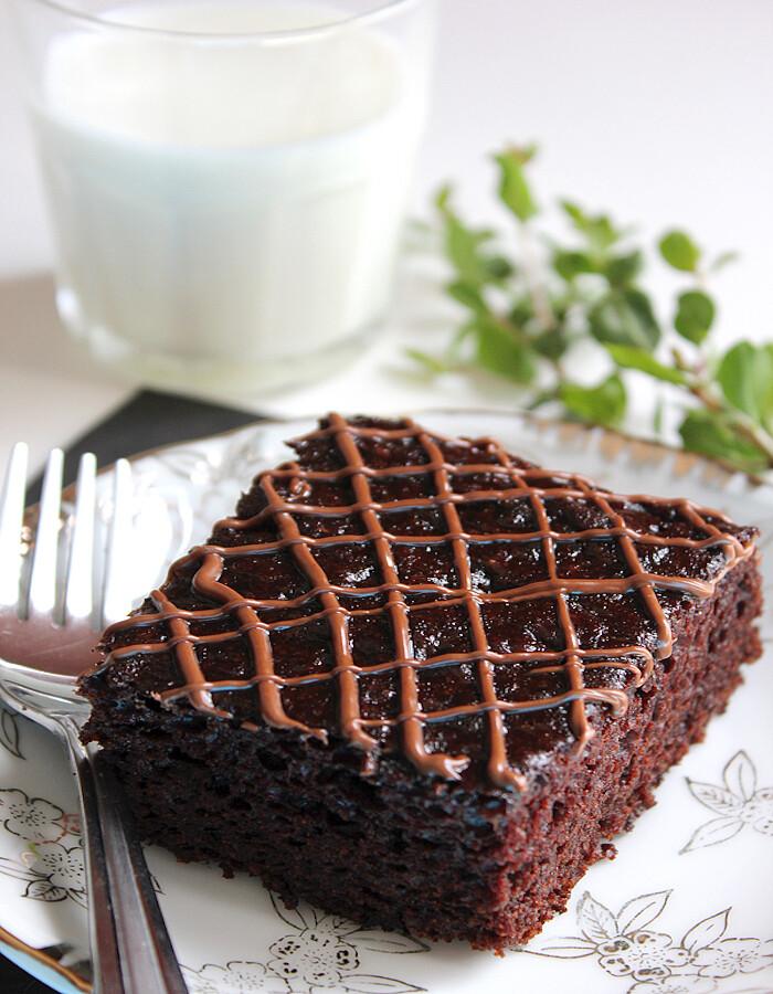 Nutella Kuchen ohne Ei