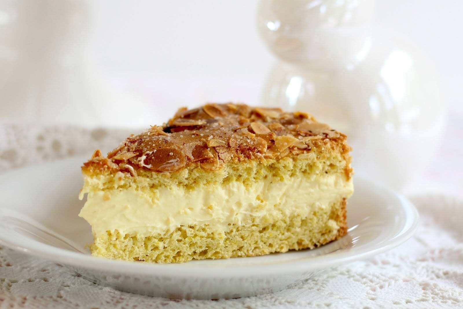 Paradiescreme Kuchen Rezept