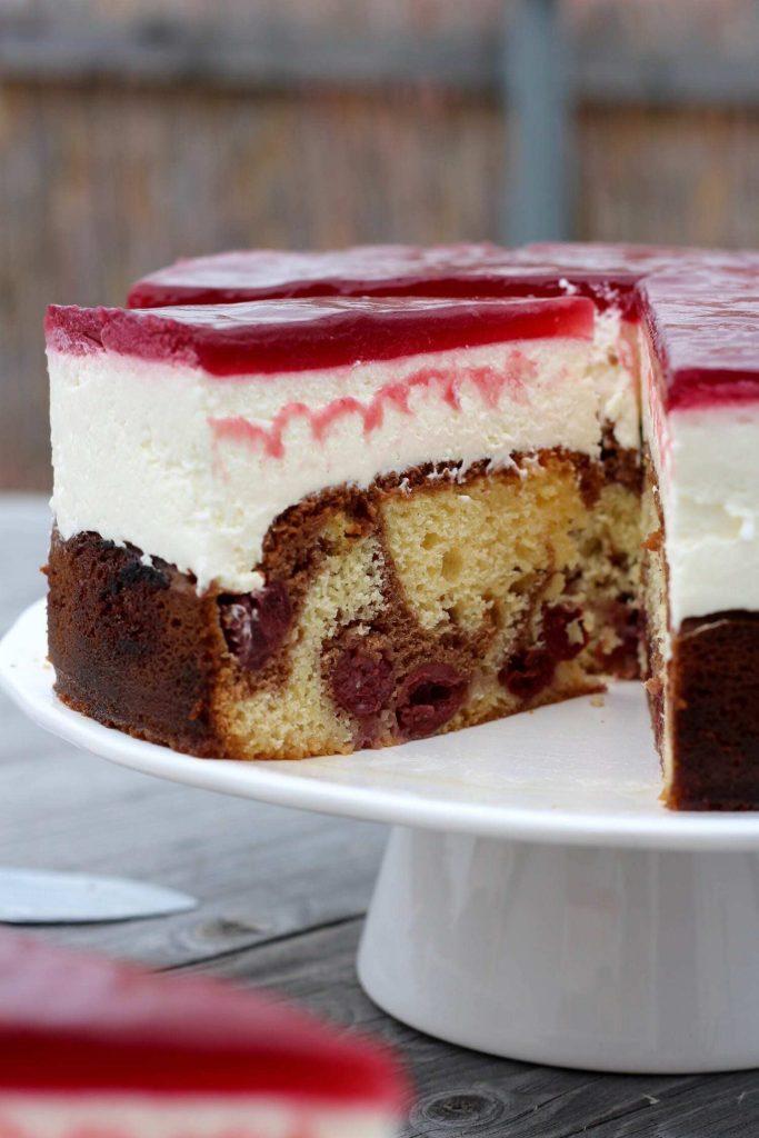 Rotkäppchen Kuchen