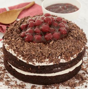 Schoko Kirsch Kuchen Thermomix