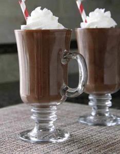 Schoko Milchshake Rezept