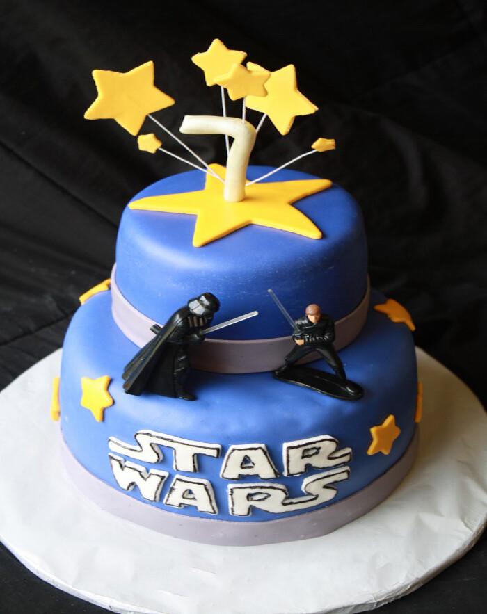 Star Wars Kuchen