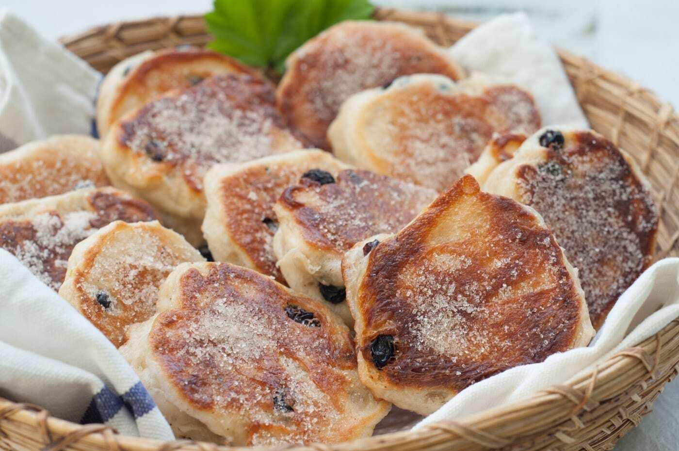 Struwen (Westfälische Pfannkuchen) Rezept