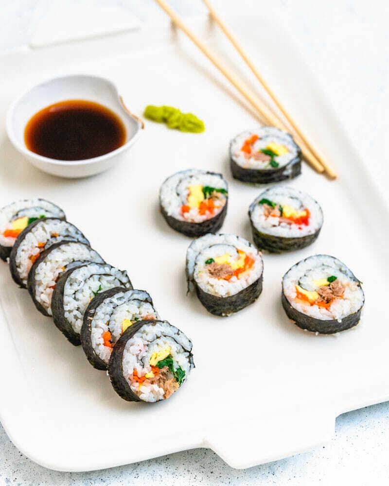 Sushi Rezept