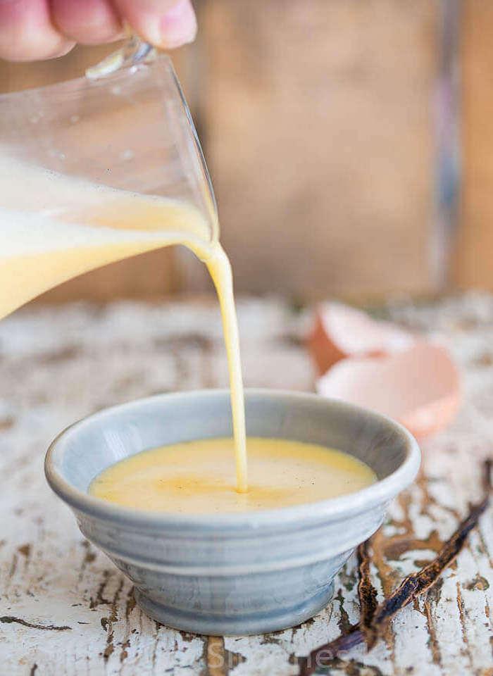 Vanillesoße-Rezept