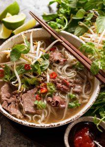 Vietnam Pho Rezept