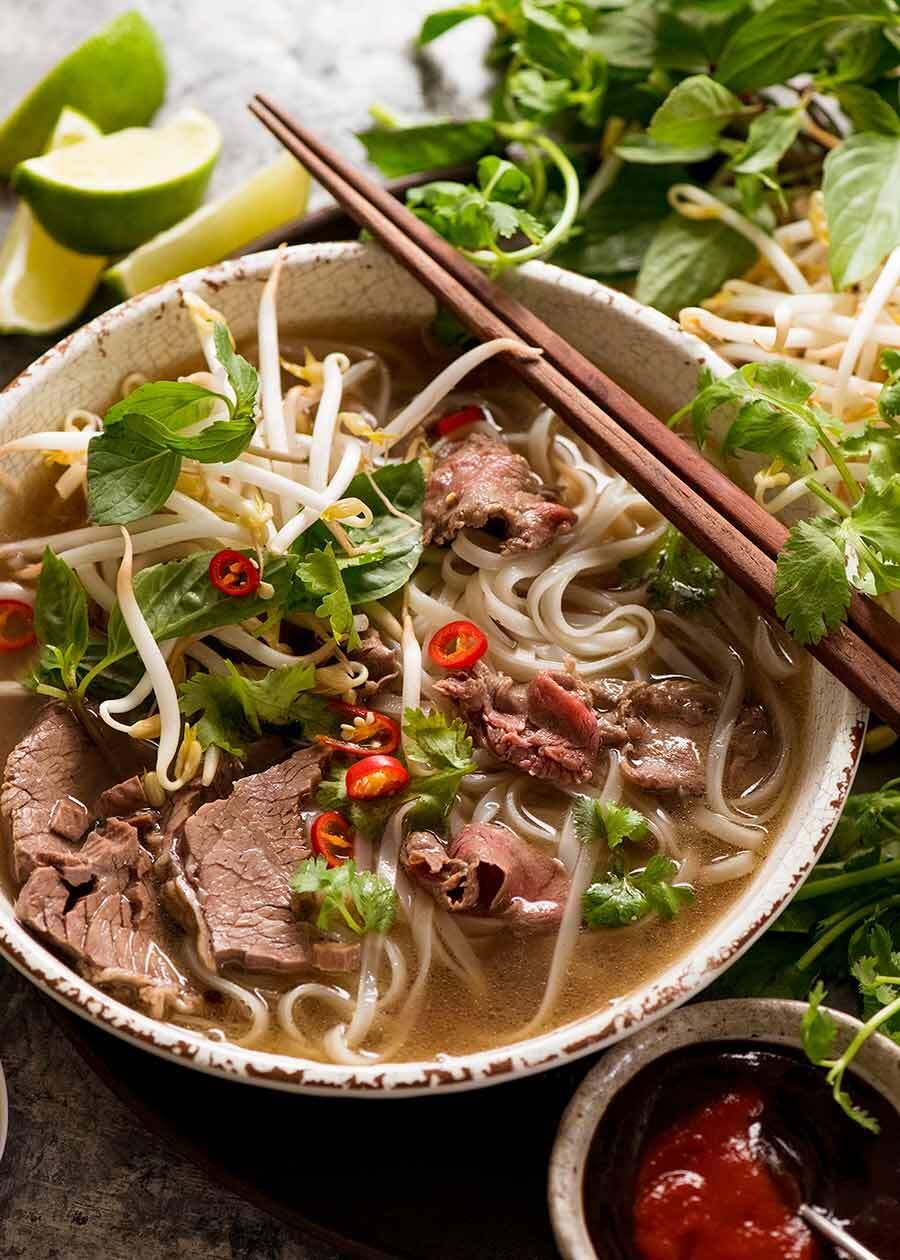 Vietnamesische Pho Rezept