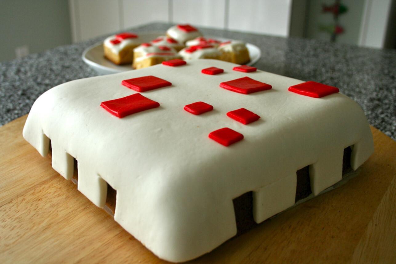 Minecraft Kuchen