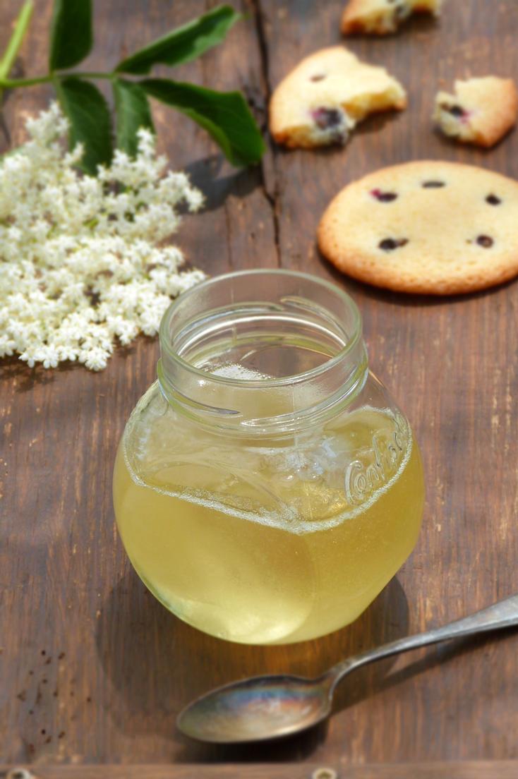 Holunderblüten Marmelade Rezept