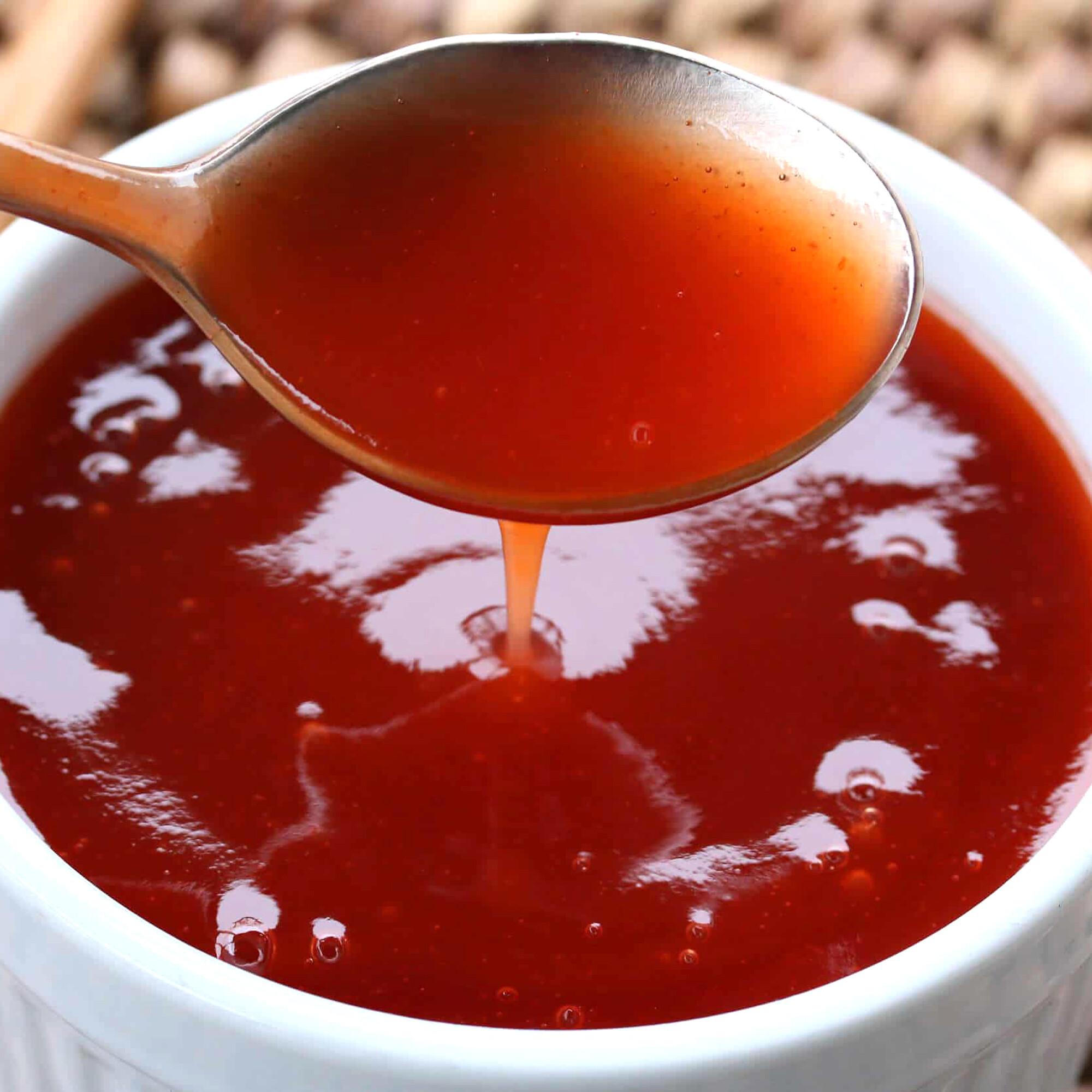 Süß Sauer Soße Rezept