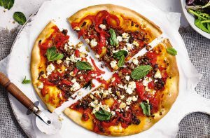 Türkische Pizza Rezept